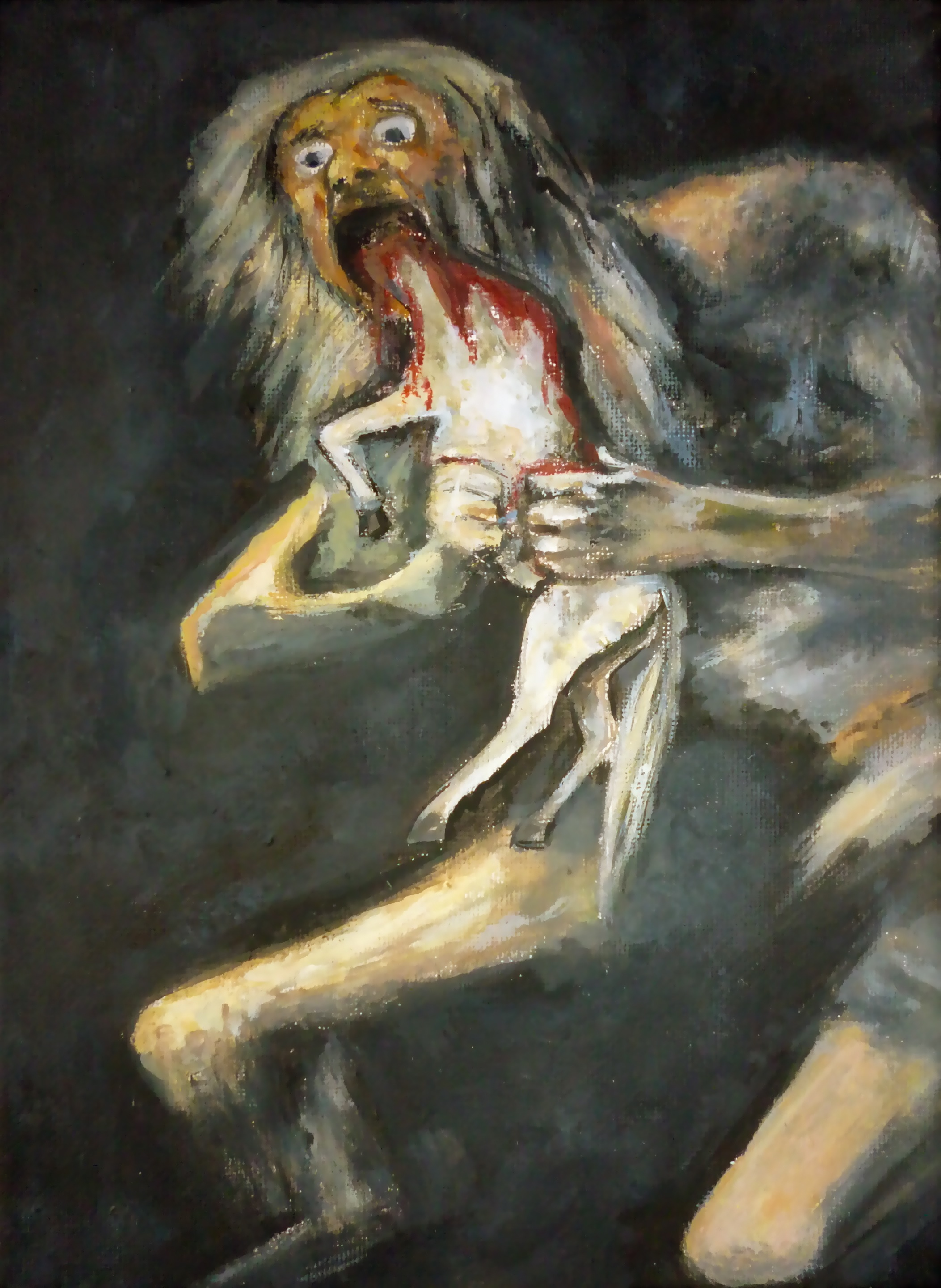 Most Famous Goya Painting